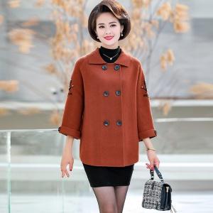 2020年秋季新款时尚女士中老年外套