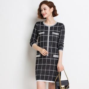 2020年秋季时尚女士针织衫