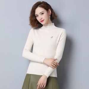 2020年秋季新款女士针织衫