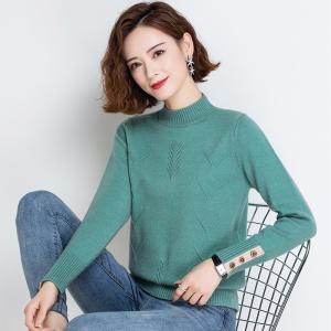 2020年冬季时尚女士新款羊毛衫