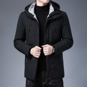 羽绒服2020年新款男装青年休闲时尚帅气保暖男士冬装外套潮