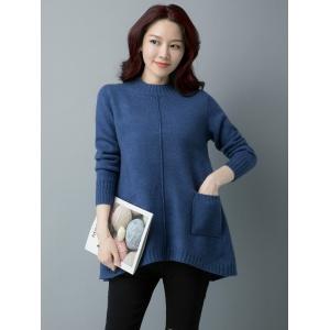 2020年冬季时尚女士针织衫