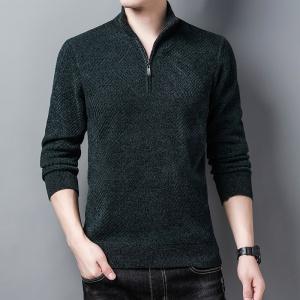 2020年冬季新款男士针织衫
